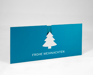 Cognizant Technology Solutions Weihnachtskarte